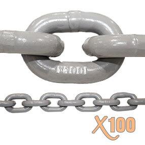 X100® Grade 100 Chain
