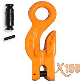 X100® Grade 100 Eye Grab Adjuster Hook