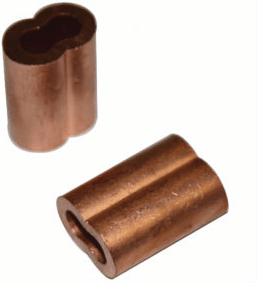Plain Copper Sleeves