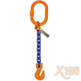 SOG X100® Grade 100 Chain Sling