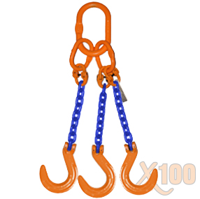 TOF X100® Grade 100 Chain Sling