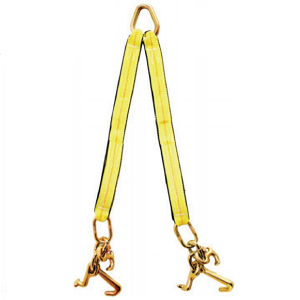 Synthetic Bridle with Cluster Hooks